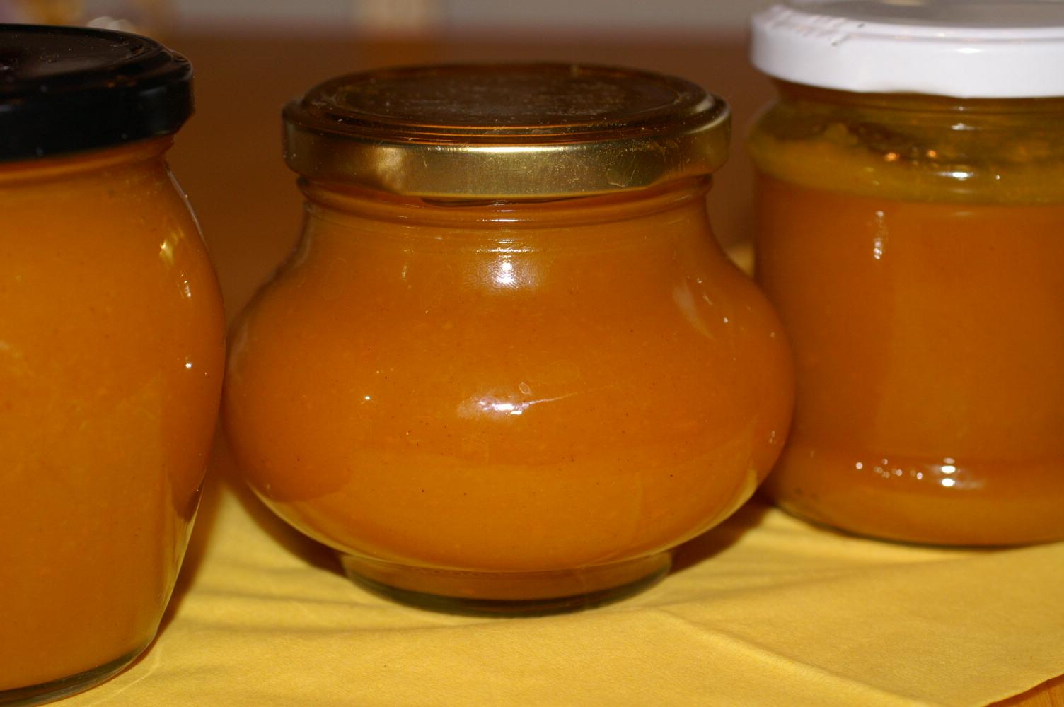 K rbis marmelade ehrlich und echt - Marmelade einkochen glaser ...