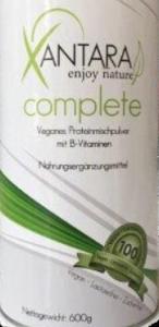 Veganer Eiweiß-Shake