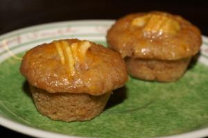Mini Muffin Apfel Zimt