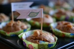 Erdnuss-Muffin
