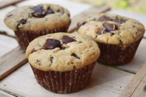 helle Schoko-Muffins