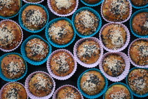Laugen-Brotmuffins