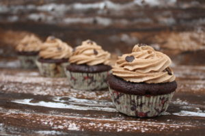 Nougat-Cup Cakes