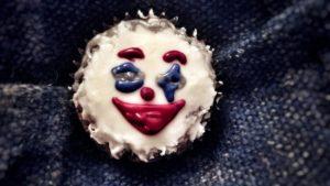 The Joker is vegan-Muffins