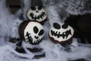 Fratzenmuffins Halloween